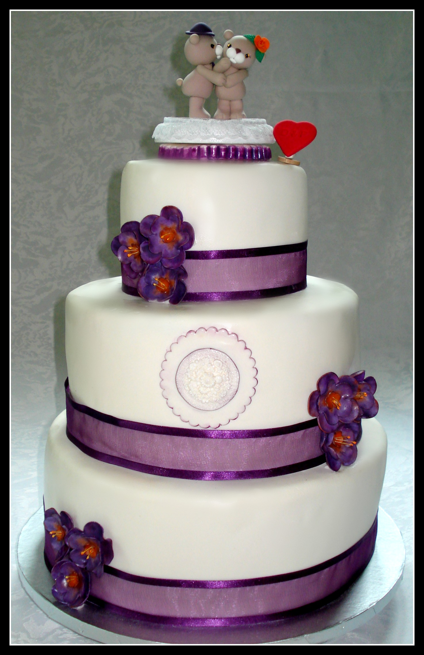 Wedding Cake Free Images at Clkercom vector clip art