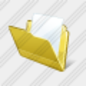 Icon Folder Document Image