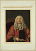 [sir William Blackstone, Half-length Portrait, Seated, Facing Slightly Left]  / T. Hamilton Crawford, [printer]. Image