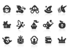 0138 Fairy Tale Icons Xs Image
