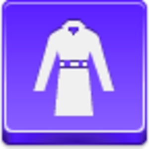 Free Violet Button Coat Image