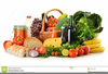 Groceries Clipart Free Image