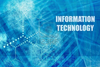 Information Technology Background Image