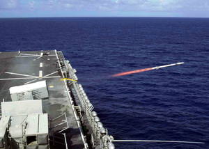 Ram Missile Launch Image