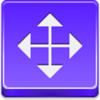 Free Violet Button Cursor Drag Arrow Image