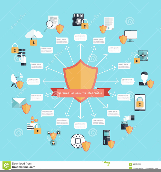 Information Security Clipart