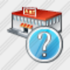Icon Grocery Shop Question Image