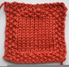 Stockinette Stitch Curling Image