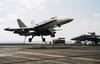 Cvn 71 - F-18 Landing Image