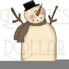 Free Primitive Or Country Clipart Image