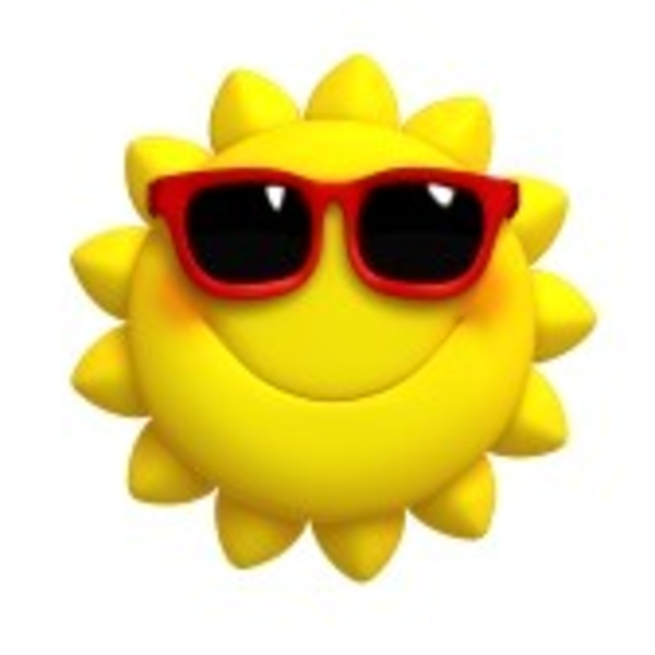 Cartoon Cute Sun | Free Images at Clker.com - vector clip art online ...