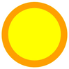 Yellow Button Image