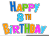 Birthday Hat Clipart Free Image