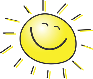 microsoft clipart sunny face free images at clker com vector rh clker com sunny clipart weather sunny clipart images