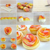 Rose Apple Pastry Image