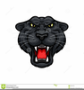 Large Cat Animal Clipart Image