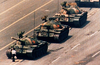 Man Of The Tiananmen Square (tank) Image
