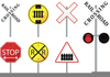 Railway Signal Clipart Image