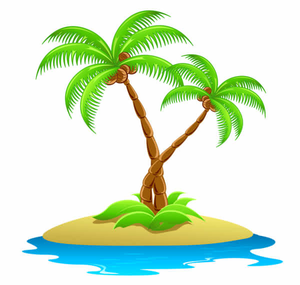 Palm Tree Clipart Image