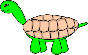 Cartoon Turtle Clip Art