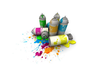 Graffiti Colors Image