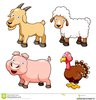 Jungle Animals Clipart Free Image