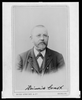 [professor Heinrich Ernst, Head-and-shoulders Portrait, Facing Front]  / Hugo Strube & Co., Berlin. Image