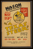 Hoyt S  A Texas Steer  A Rip Roaring Comedy Of Political Life. Image
