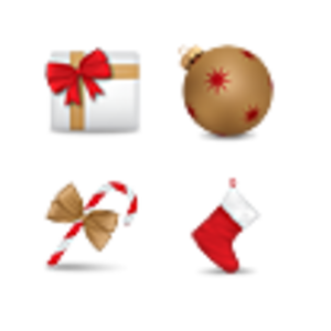 Christmas Spirit Icons 4x32 Preview Image