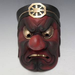 Japanese Lion Mask Image
