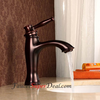 Antique Oil Rubbed Bronze Finish Centerset Bathroom Sink Faucet Ef Bd Cf Image