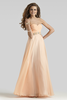 Peach Homecoming Dresses Image