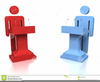 Speech And Debate Clipart Image