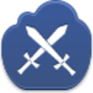 Swords Icon Image