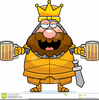 Cartoon King Clipart Image