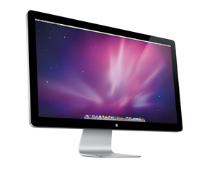 Apple Inch Led Cinema Display Image