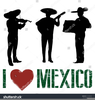 Mariachi Band Silhouette Image