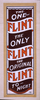The One Flint, The Only Flint, The Original Flint To-night Image