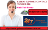 Yahoo Support Contact Number Image