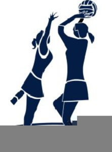 Cartoon Netball Clipart | Free Images at Clker.com ...