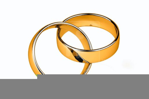 Wedding Ring Clipart Black And White Free Images at Clkercom