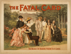 The Fatal Card The Powerful Drama : By Haddon Chambers & B.c. Stephenson. Image