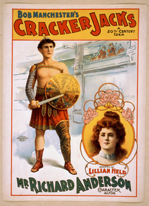 Bob Manchester S The Cracker Jacks A 20th Century Idea. Image