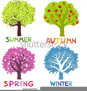 four seasons clipart free images at clker com vector clip art rh clker com seasons clip art black and white seasons clipart