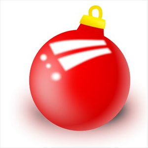 Christmas Ornament Image