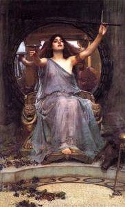 Circe Offering A Cup Image