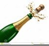 Pictures Of Champagne Bottle Exploding Clipart Image