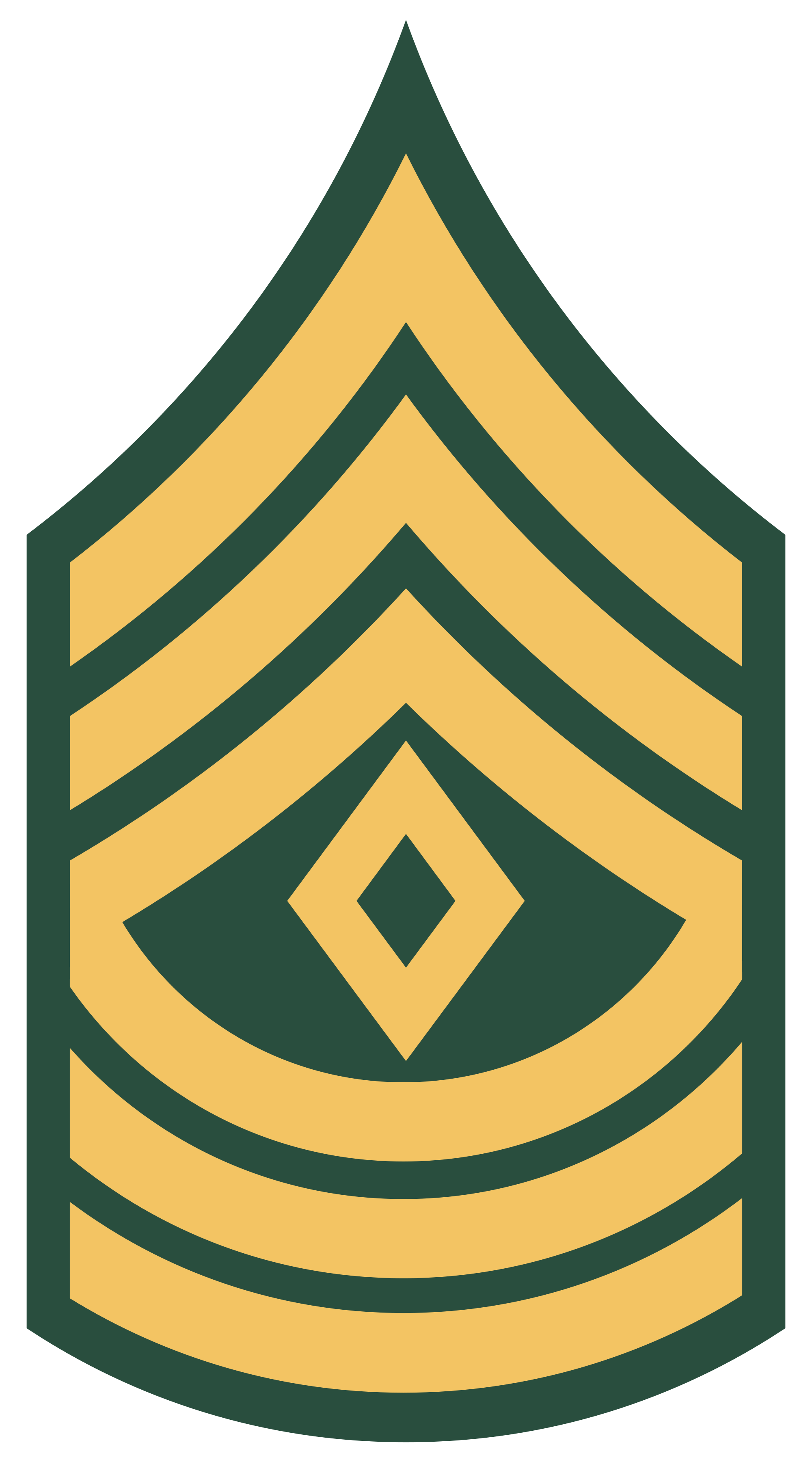 free military rank clip art - photo #3