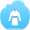 Free Blue Cloud Coat Image