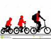 Clipart Of Bike Riding Image